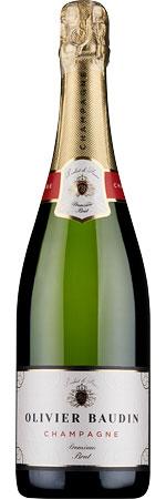 Picture of Olivier Baudin Brut Champagne
