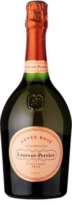 Picture of Laurent-Perrier Rosé NV Champagne
