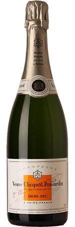 Picture of Veuve Clicquot Demi-Sec Champagne