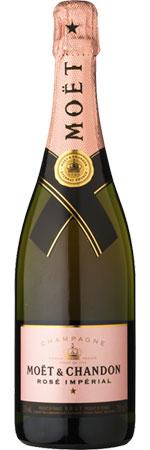 Picture of Moët & Chandon Rosé NV Champagne
