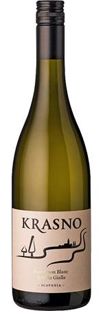 Picture of Krasno Sauvignon Blanc-Ribolla 2020, Brda