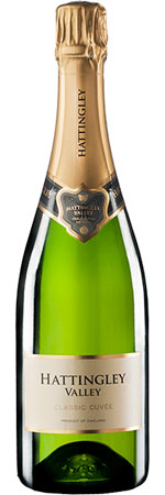 Picture of Hattingley Valley Classic Cuvée 2010 Hampshire