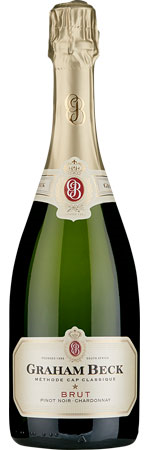 Picture of Graham Beck Brut, South Africa