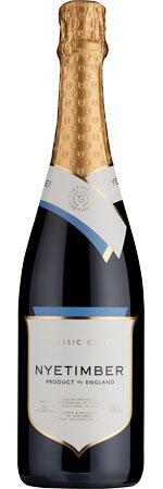 Picture of Nyetimber Classic Cuvée, England