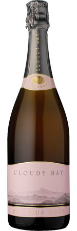 Picture of Cloudy Bay Pelorus Rosé NV New Zealand