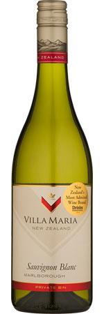 Picture of Villa Maria 'Private Bin' Sauvignon Blanc 2020, Marlborough