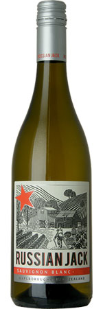 Picture of Russian Jack Sauvignon Blanc 2020 Marlborough