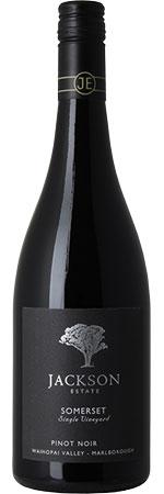 Picture of Jackson Estate 'Somerset' Pinot Noir 2015, Marlborough