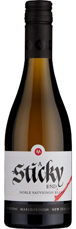 Picture of A Sticky End Noble Sauvignon Blanc Half Bottle