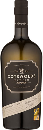 Picture of Cotswold Dry Gin 70cl