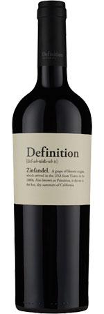 Picture of Definition Zinfandel 2018, Lodi
