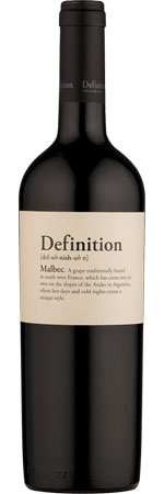 Picture of Definition Malbec 2020, Uco Valley