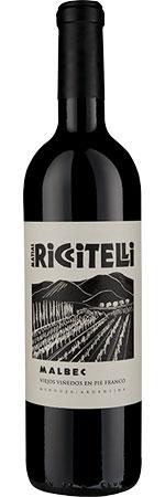 Picture of Riccitelli 'Viñas Viejas en Pie Franco' Malbec 2016, Luján de Cuyo