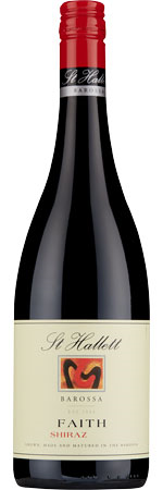 Picture of St Hallett 'Faith' Barossa Shiraz 2017, Australia