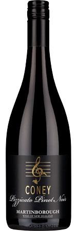Picture of Coney Pizzicato Pinot Noir 2017 Martinborough