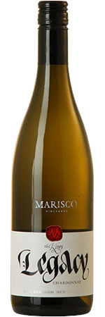 Picture of The King's Legacy Chardonnay 2019, Marlborough