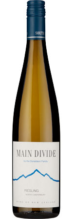 Picture of Pegasus Bay 'Main Divide' Riesling 2016, Canterbury