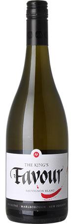 Picture of The King's Favour Sauvignon Blanc 2019/20 Marlborough
