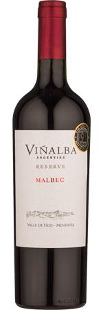 Picture of Viñalba Reserve Malbec 2019, Mendoza