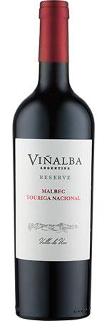Picture of Viñalba Malbec-Touriga Nacional Reserve 2019 Mendoza