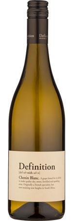 Picture of Definition Chenin Blanc 2020, South Africa