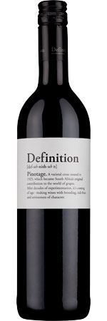 Picture of Definition Pinotage 2018