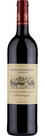 Picture of Rupert & Rothschild 'Classique' 2017, South Africa