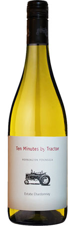 Picture of Ten Minutes By Tractor Estate Chardonnay 2015 Mornington Peninsula