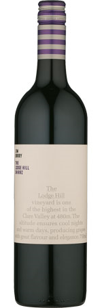 Picture of Jim Barry 'Lodge Hill' Shiraz 2017, Clare Valley
