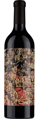 Picture of Orin Swift 'Abstract' 2018, California