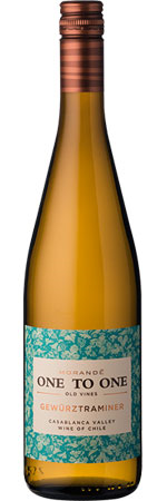 Picture of Morandé one to one Gewurztraminer 2019