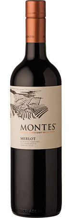 Picture of Montes Single Vineyard Merlot 2018/19