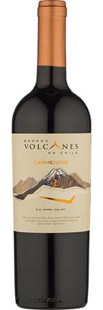 Picture of Bodega Volcanes Carménère 2019