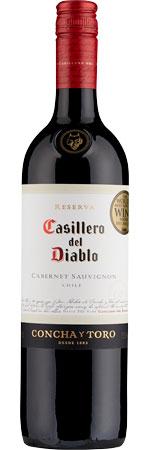 Picture of Casillero del Diablo Cabernet Sauvignon 2018, Chile
