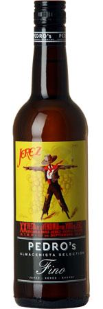 Picture of Pedro's Almacenista Selection Fino