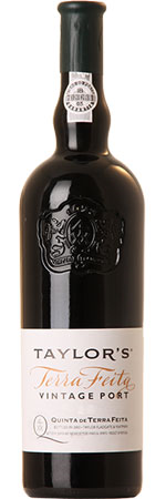 Picture of Taylor's Quinta de Terra Feita 2005 Port