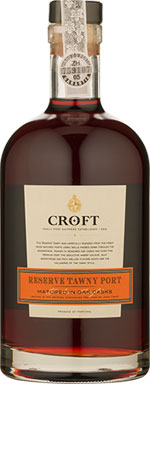 Picture of Croft Reserve Tawny Port