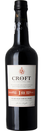 Picture of Croft 10 Year Old Tawny Port