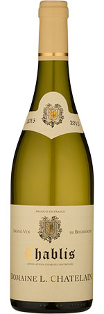 Picture of Domaine L. Chatelain Chablis 2018