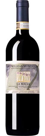 Picture of La Màgia Organic Brunello di Montalcino DOCG 2015/16