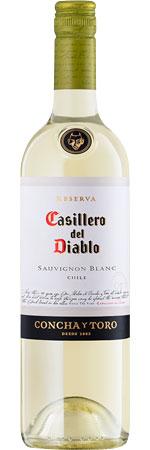 Picture of Casillero del Diablo Sauvignon Blanc 2019, Chile
