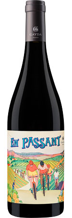 Picture of Domaine Gayda 'En Passant Rouge' 2019, Languedoc