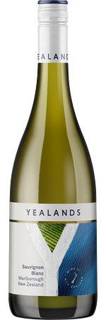 Picture of Yealands Sauvignon Blanc 2019, Marlborough