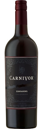 Picture of Carnivor Zinfandel 2017, California