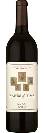 Picture of Stag's Leap 'Hands of Time' Red Blend 2017, Napa Valley