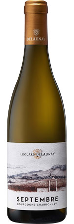 Picture of Edouard Delaunay 'Septembre' Chardonnay 2019, Burgundy