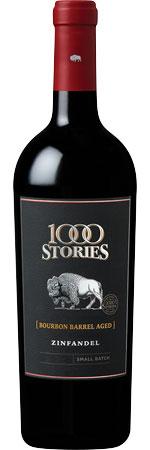 Picture of 1000 Stories' Bourbon Barrel Zinfandel 2018, California