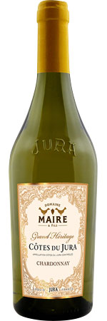 Picture of Domaine Maire 'Heritage' Chardonnay 2018, Côtes du Jura