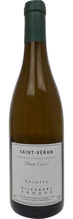 Picture of Saint Véran 'Haute Cuvée' 2018 Rijckaert F. Rouve, Burgundy