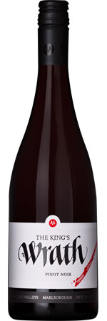 Picture of Marisco 'The King's Wrath' Pinot Noir 2017, Marlborough